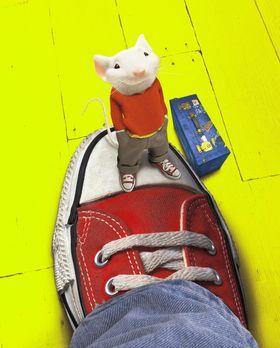 Stuart Little - Die putzige kleine Maus Stuart wird von der Familie Little ad...