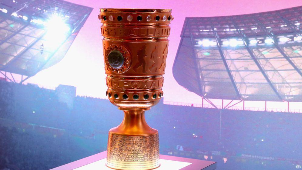Dfb Pokal Auslosung Der Achtelfinal Spiele 20172018 Live