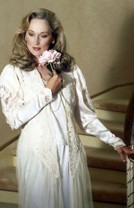Die Autorin von Liebesromanen, Mary (Meryl Streep), liebt romantische Gesten. - Bildquelle: 20th Century Fox