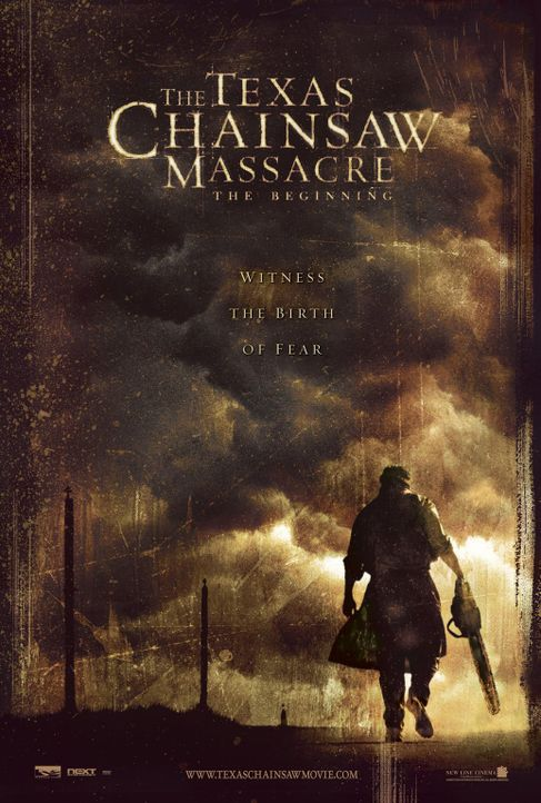 TEXAS CHAINSAW MASSACRE: THE BEGINNING - Plakatmotiv - Bildquelle: 2006 Warner Brothers