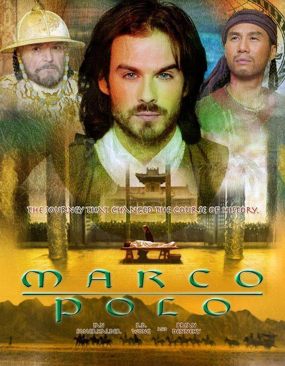 Seine Reise änderte für immer das europäische Verständnis der Welt: MARCO POLO! - Bildquelle: 2006 RHI Entertainment Distribution, LLC