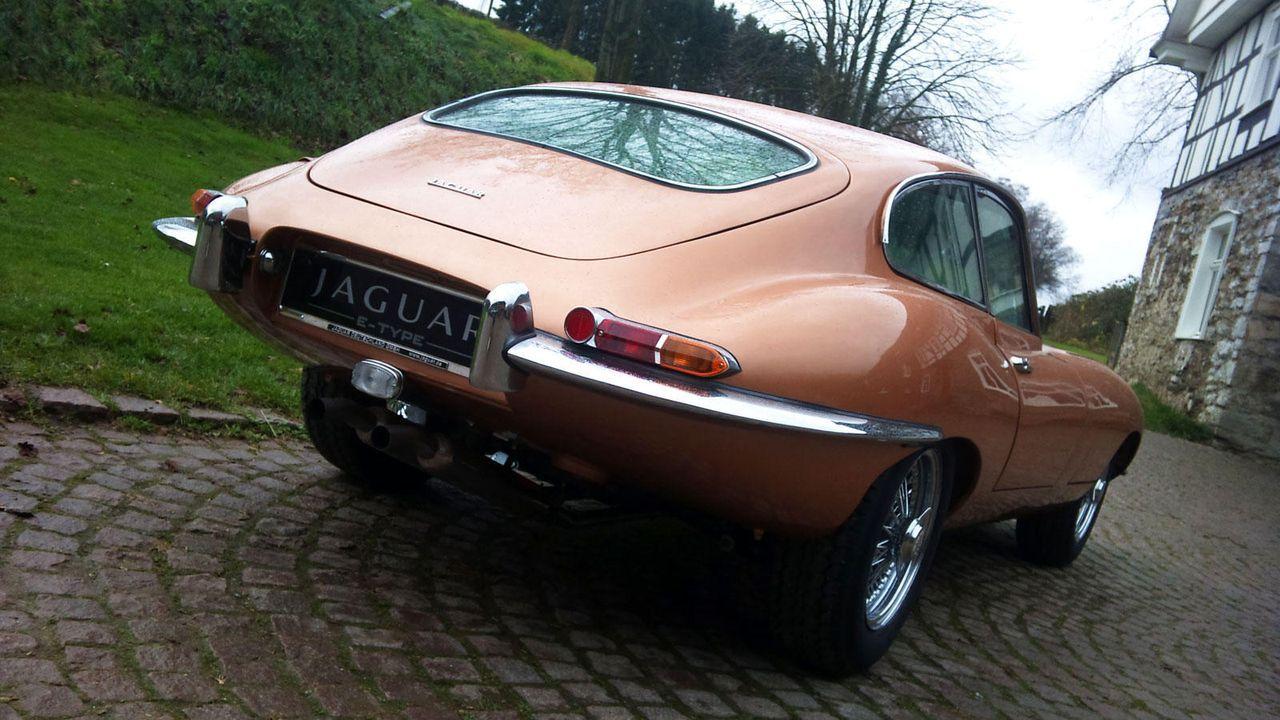 Jaguar E-Type - Bildquelle: kabel eins