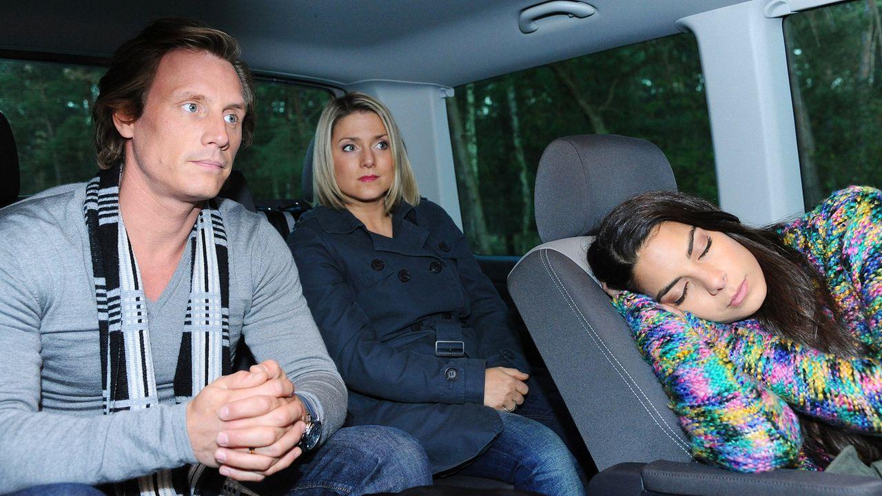 Anna-und-die-Liebe-Folge-848-02-Sat1-Oliver-Ziebe - Bildquelle: SAT.1/Oliver Ziebe