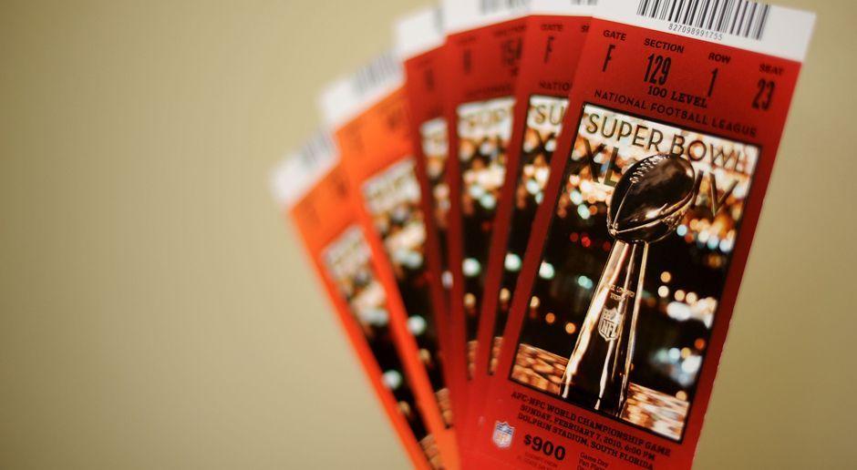 Preise des Super Bowls - Bildquelle: 2010 Getty Images
