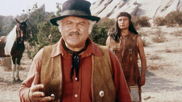 Entgegen den Reservatsgesetzen will der italienische Einwanderer Rossi (Jack...