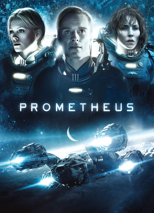 PROMETHEUS - DUNKLE ZEICHEN - Artwork - Bildquelle: TM and   2012 Twentieth Century Fox Film Corporation.  All rights reserved.