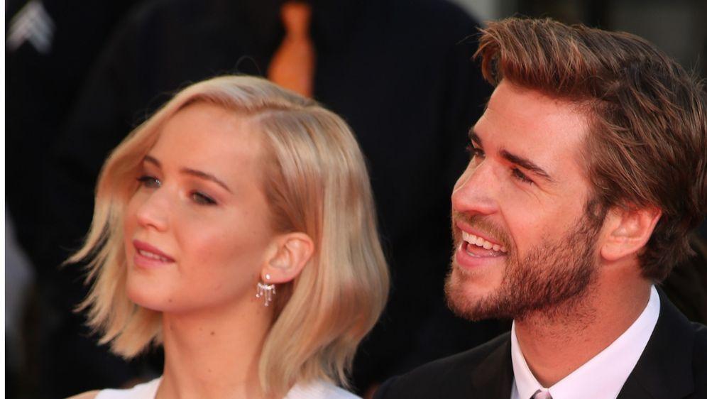 Jennifer Lawrence: Angst vor Dates mit Liam Hemsworth?
