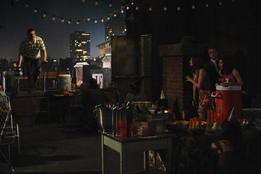 How I Met Your Mother - Marshall (Jason Segel, l.), Barney (Neil Patrick Harr...