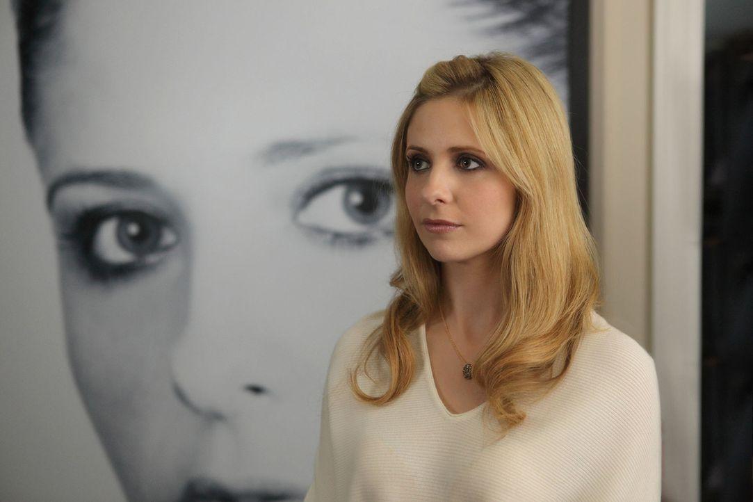 Zu ihrer Zwillingsschwester hatte Bridget (Sarah Michelle Gellar) kein gutes beziehungsweise gar kein Verhältnis. Als die beiden sich wiedersehen a... - Bildquelle: 2011 THE CW NETWORK, LLC. ALL RIGHTS RESERVED