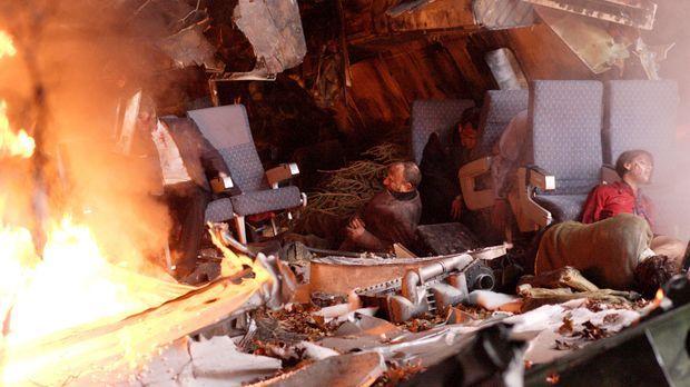 Tragisch: Am 20. Januar 1992 stürzt ein Airbus A320 der Air Inter mit 96 Mens...