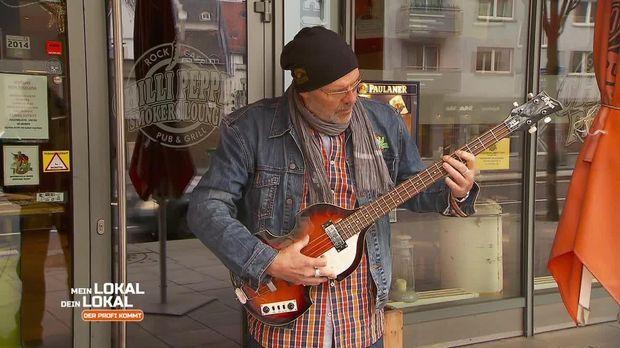 Mein Lokal, Dein Lokal - Mein Lokal, Dein Lokal - Chilli Pepper Rock Cafe: Rock'n'roll Baby