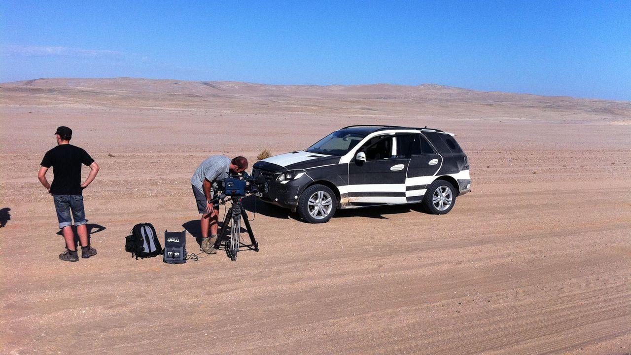 Mercedes ML - Bildquelle: Kabel eins