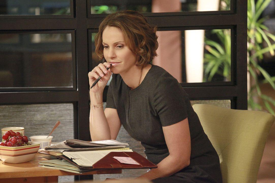 Genießt ihre Zeit mit Scott: Violet (Amy Brenneman) ... - Bildquelle: ABC Studios