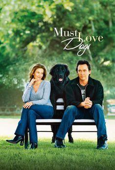 Frau mit Hund sucht Mann mit Herz - Must love Dogs - Artwork - Bildquelle: Wa...