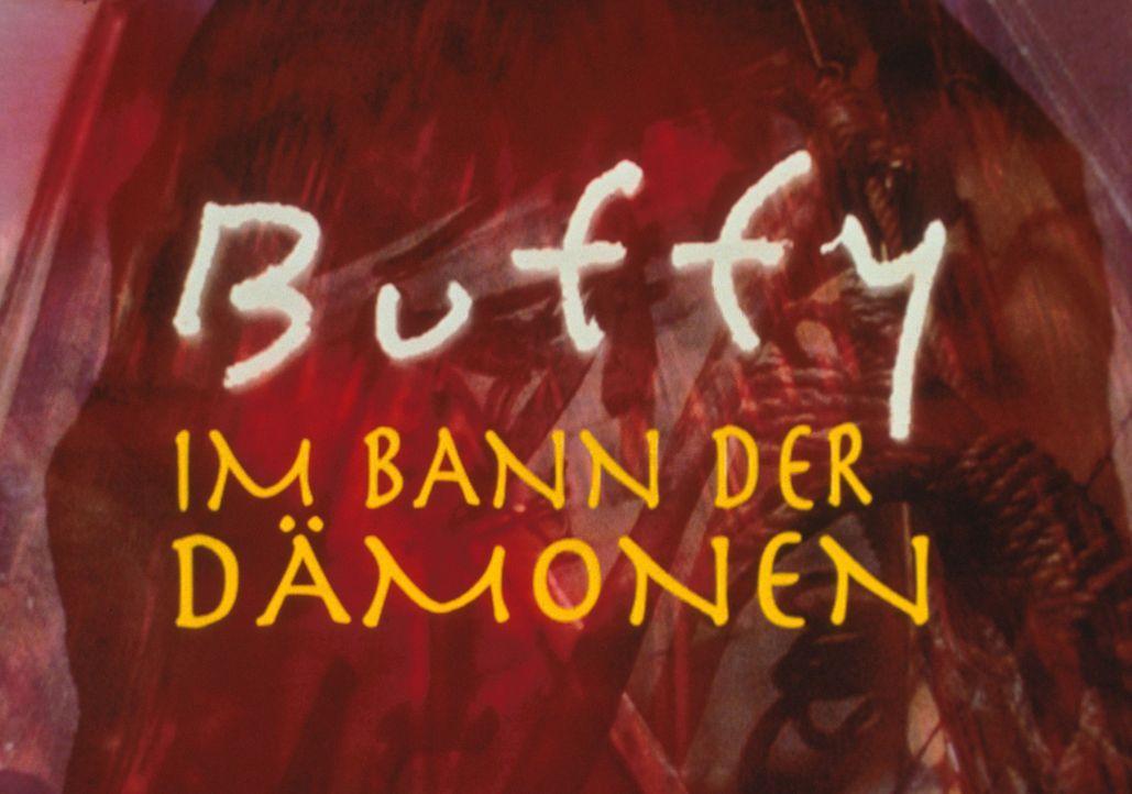 """""""Buffy - Im Bann der Dämonen"""" - LOGO - Bildquelle: Twentieth Century Fox Film Corporation."""
