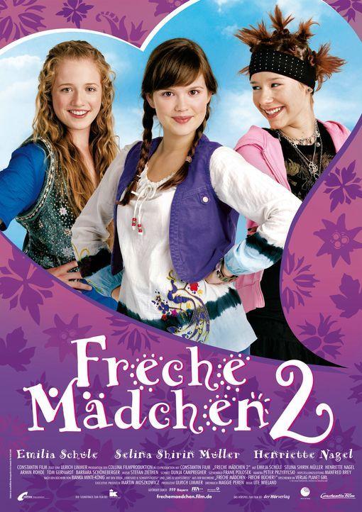 FRECHE MÄDCHEN 2 - Plakat - Bildquelle: Constantin Film Verleih GmbH
