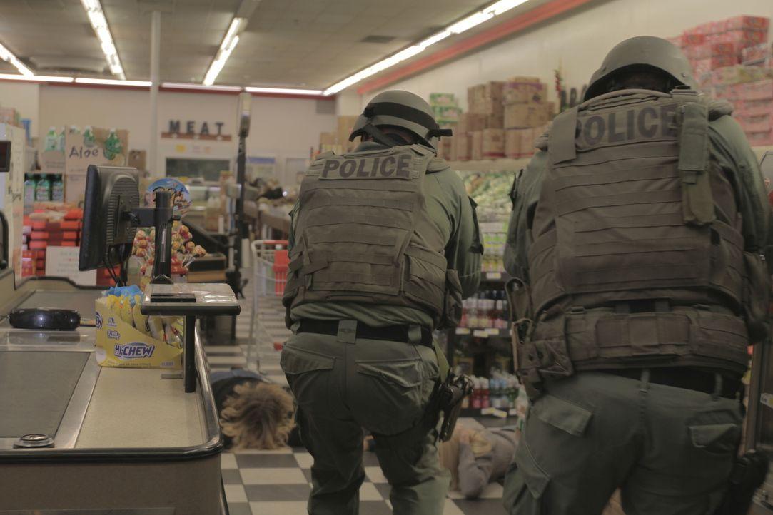 """Als eine Flut von gewalttätigen Raubüberfällen die Stadt Colorado Springs heimsucht, werden Lt. Joe Kenda und die Kollegen der """"Major Crimes Unit"""" g... - Bildquelle: Jupiter Entertainment"""