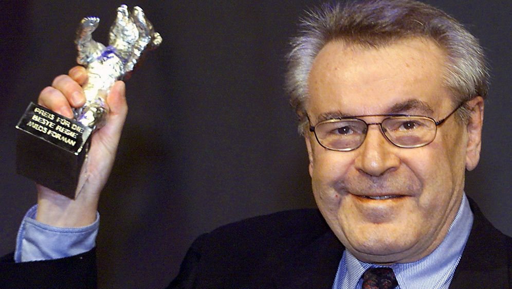 Oscar-Preisträger Milos Forman ist gestorben - Bildquelle: dpa