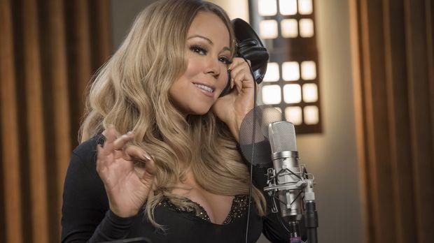 Soll Jamal helfen, seine Bühnenangst zu überwinden: Megastar Kitty (Mariah Ca...