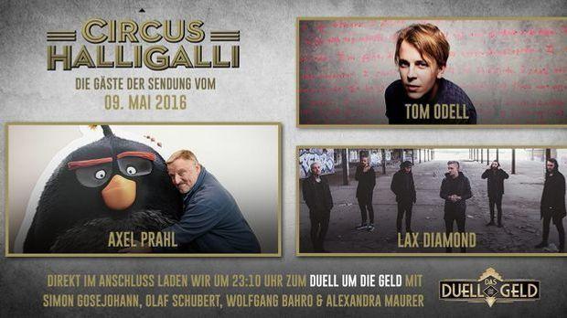 Circus HalliGalli - Staffel 7, Episode 14