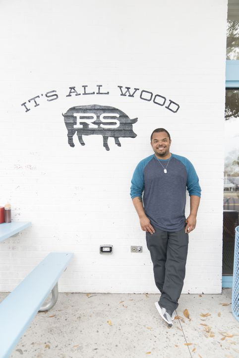 Roger Mooking - Bildquelle: Christopher Shane 2017, Television Food Network, G.P. All Rights Reserved./ Christopher Shane