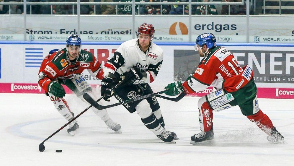 Eishockey Ice Tigers Holen Lalonde Und Bassen Ran