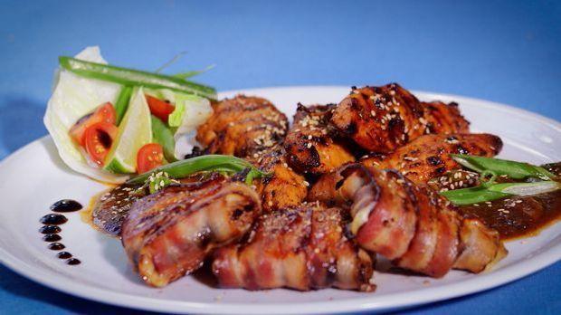 BBQ-Chicken Chunks