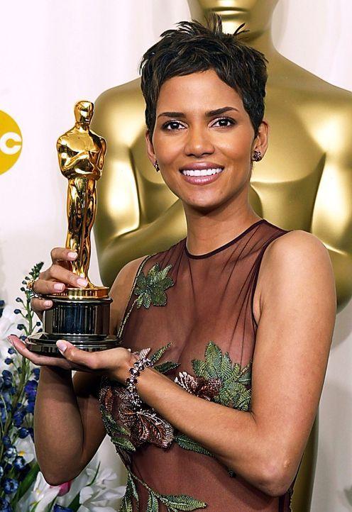 Beste-Hauptdarstellerin-2002-Halle-Berry-AFP - Bildquelle: AFP