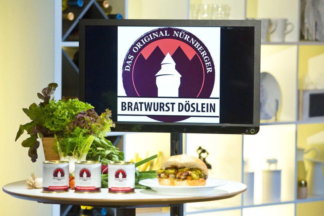 """Sehen die Investoren in dem Konzept """"Bratwurst Döslein"""" eine gute Kapitalanlage? - Bildquelle: Richard Hübner kabel eins"""