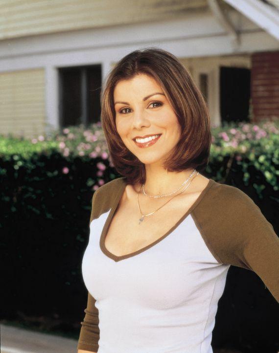 Eines Tages beschließt die 32-jährige Lydia De Lucca (Heather Paige Kent), ihr Leben zu ändern. Sie geht wieder ans College ... - Bildquelle: CBS Television