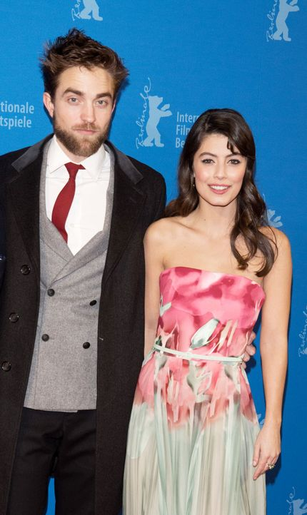 Berlinale-Robert-Pattinson-Robert-Pattinson-Alessandra-Mastronardi-15-02-09-dpa - Bildquelle: dpa