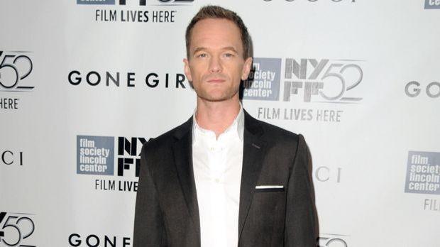 """""""Oscars 2015""""-Gastgeber Neil Patrick Harris: Zu Hause ein strenger..."""