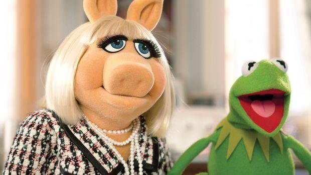 die-muppets-kermit-miss-piggy © Disney