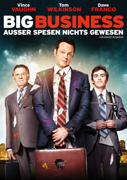 BIG BUSINESS - AUSSER SPESEN NICHTS GEWESEN - Artwork - Bildquelle: 2015 Twentieth Century Fox Film Corporation.  All rights reserved.
