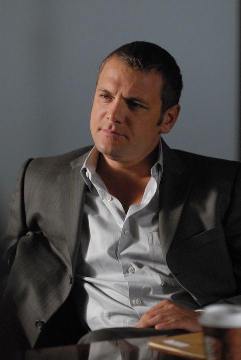 Ein neues Fall wartet auf Det. Lee Scanlon (David Cubitt) ... - Bildquelle: Paramount Network Television