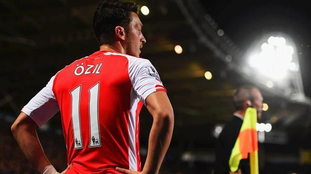 Mesut Özil (FC Arsenal)