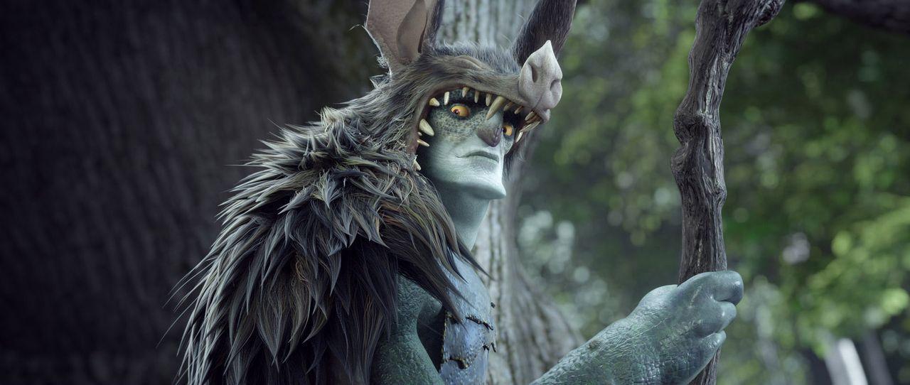Möchte die Macht über den Wald und deren Bewohner erobern: der tyrannische Herrscher Mandrake ... - Bildquelle: 2013 Twentieth Century Fox Film Corporation. All rights reserved.