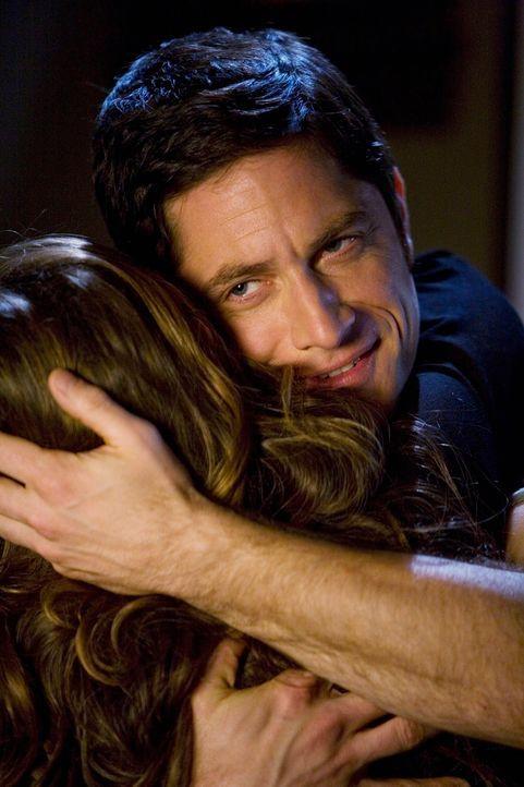 Will seine Melinda (Jennifer Love Hewitt, l.) nie wieder loslassen: Jim Clancy (David Conrad) - Bildquelle: ABC Studios