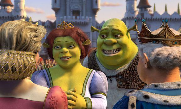 Shrek 2 - Der tollkühne Held kehrt zurück - Nach ihrer Hochzeit geht's für Sh...