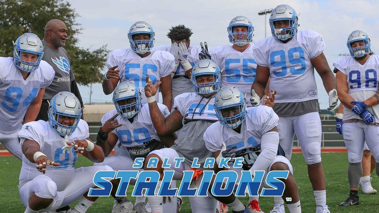 Salt Lake Stallions - Bildquelle: AAF