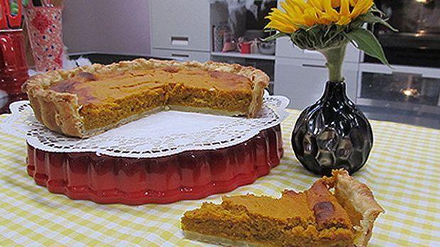Der Pumpkin Pie von Cynthia Barcomi ist ein wahrer Halloween-Renner. Gemeinsa...