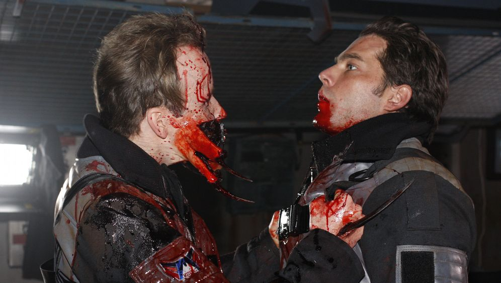 Screamers: The Hunting - Bildquelle: Chris Large 2008 Screamers Productions Inc. and Futuristic Films Limited. All Rights Reserved.
