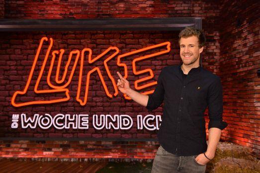 """In """"Luke! Die Woche und ich"""" präsentiert Luke Mockridge den etwas a..."""