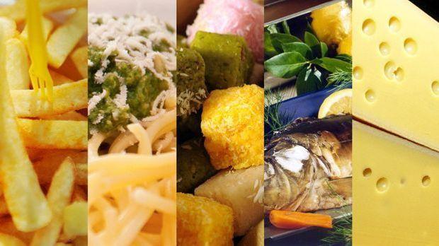 Ernährung, täglich Wissen, ABC des Essens