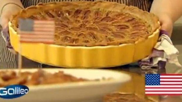 Texanischer Pecan Pie