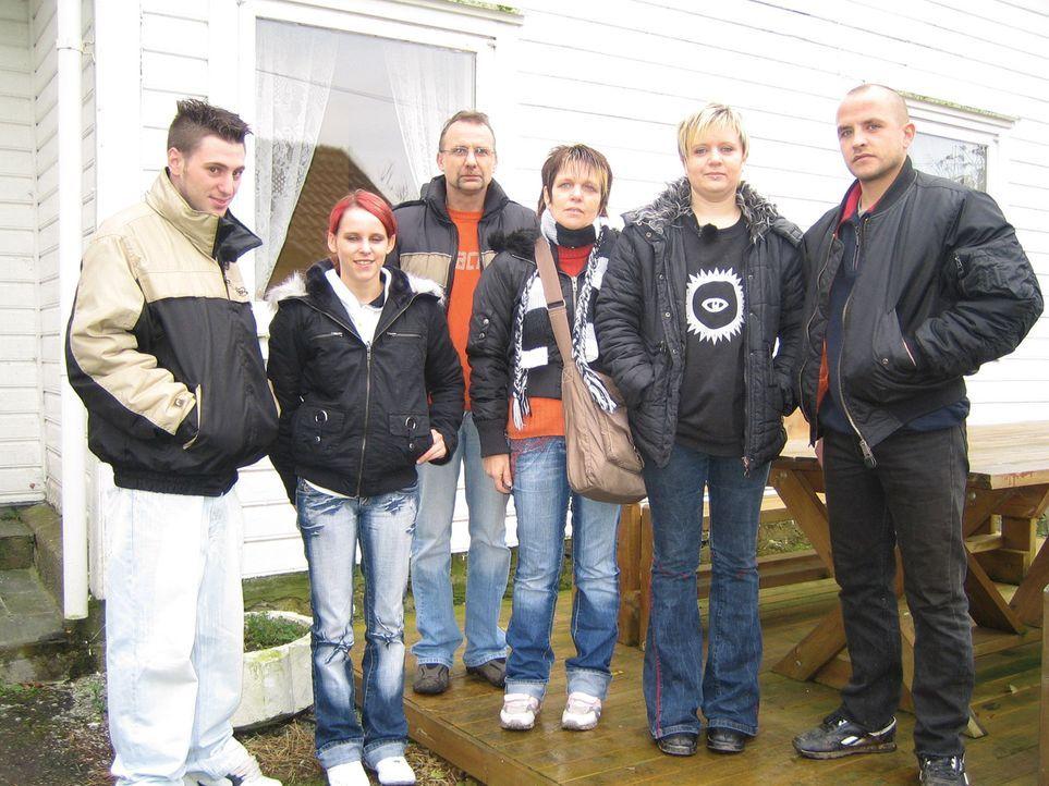 Die sechsköpfige Familie Nagel will ein neues Leben in Norwegen beginnen ... - Bildquelle: kabel eins
