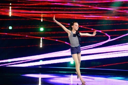Got-To-Dance-Arianna-Adler-01-SAT1-ProSieben-Willi-Weber - Bildquelle: SAT.1/...
