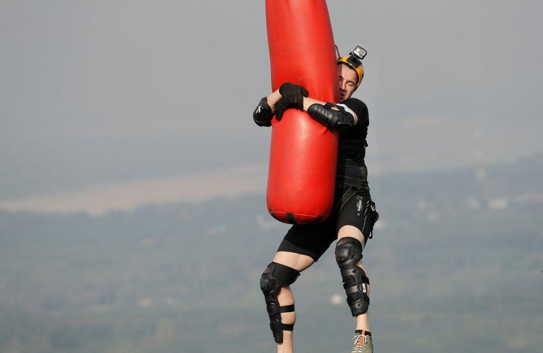 Global Gladiators Folge 1 _36 - Bildquelle: ProSieben/Richard Hübner