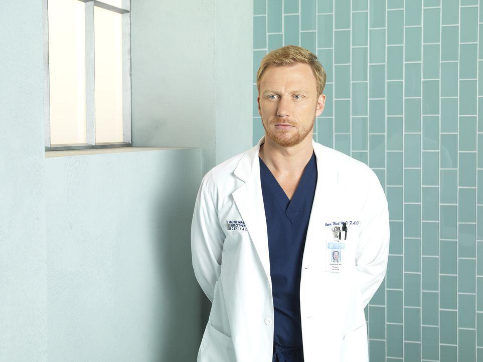 (8. Staffel) - Als Arzt muss sich Dr. Owen Hunt (Kevin McKidd) immer wieder neuen Herausforderungen stellen ... - Bildquelle: ABC Studios
