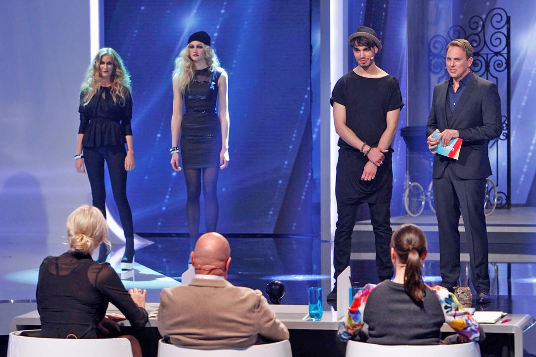 Fashion-Hero-Epi04-Show-45-Pro7-Richard-Huebner - Bildquelle: Pro7 / Richard Hübner